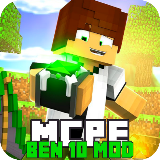 Ben 10 MOD for Minecraft pe Ben 10 Hack, Cheats & Hints | cheat