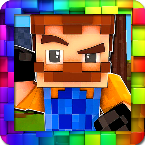 Hello Neighbor MCPE Map for Roblox Fans Hack, Cheats & Hints