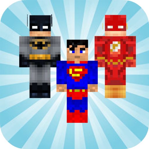 Heroes Skins For Minecraft PE Hack Cheats Hints Cheathackscom - Skins para minecraft pe hacks