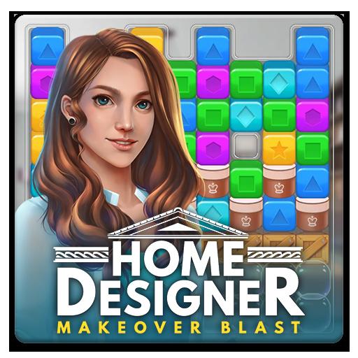 Home Designer Match Blast To Design A Makeover Hack